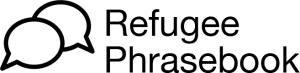 Logo Refugee Phrasebook