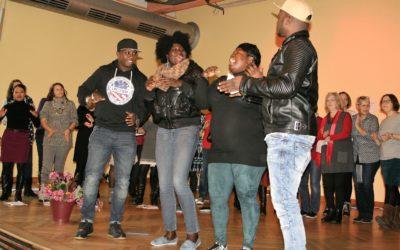 Gemeinsames Singen mit rhythm & fun