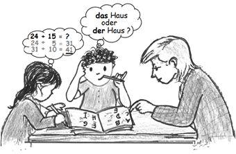 Hausaufgabenbetreuung gesucht