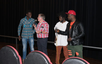 "Rückblick Filmabend ""Back to Africa"""