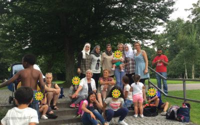 Sommerferien mit dem AK Asyl