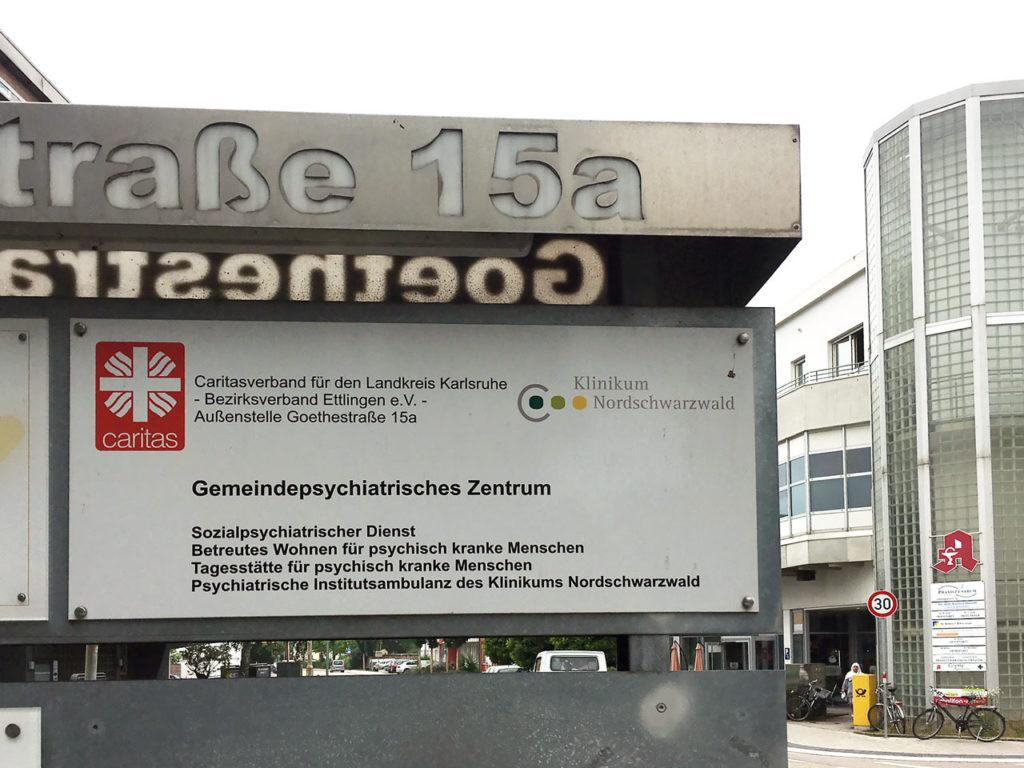 Koordinierungsstelle Trauma Caritas Ettlingen